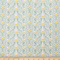 Monarch Grove Kaleidoscope Mint Green