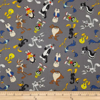 Looney Tunes Characters Iron