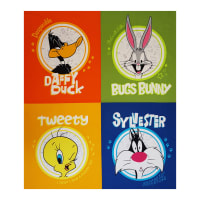 "Looney Tunes Looney Tunes Classic 36""Panel Multi"