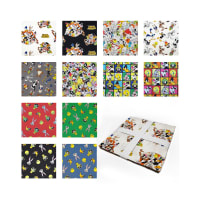 "Looney Tunes 10"" Squares 42 Pcs."