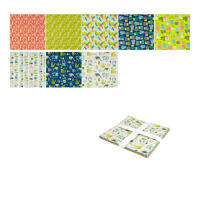 "Window Garden 10"" Squares 42 Pcs Multi"