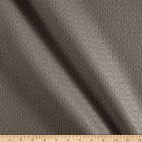 Richloom Tough Faux Leather Onpointe Silver
