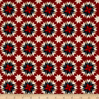 Penny Rose American Heritage American Quilt Red