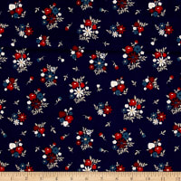 Penny Rose American Heritage American Floral Navy