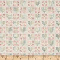 Riley Blake Grandale Stitches Cream