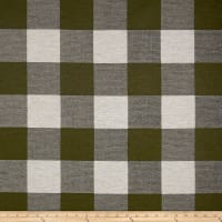 Buffalo Check Jacquard Green
