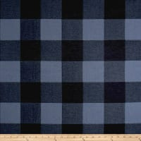 Buffalo Check Jacquard Navy/Black