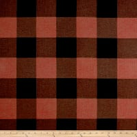 Buffalo Check Jacquard Red/Black