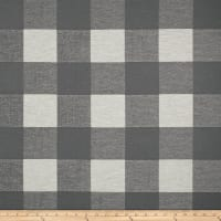 Artistry Buffalo Check Jacquard Grey/White
