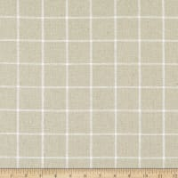 Kaufman Essex Yarn Dyed Classic Wovens Natural Check
