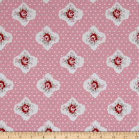 Penny Rose Rustic Romance Rustic Cameo Pink