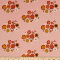 Riley Blake Guinevere Flower Pink