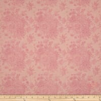 Riley Blake Love Story Love Floral Pink