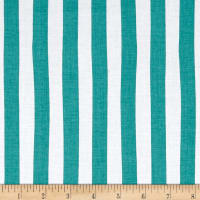 Riley Blake Love Story Love Stripes Teal