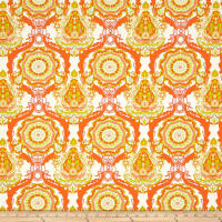 Art Gallery Indigo & Aster Grand Opulence Citrus