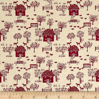 Liberty Fabrics The Cottage Garden Cottage Lane Pink