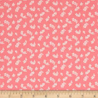 Liberty Fabrics The English Garden English Berry X Pink