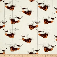 Birch Organic Charley Harper Bird Architects House Wren