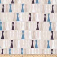 Cloud 9 Organic Sow & Sew Pea Sticks Blue/Gray