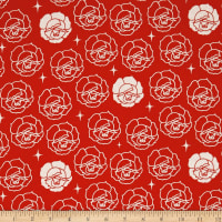 Birch Organic Tall Tales Stamped Rose Tomato