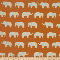 Birch Organic Mod Basics Ellie Fam Orange