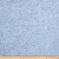 Hoffman Bali Batik Watercolors Dusty Blue