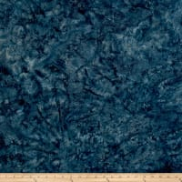 Hoffman Bali Batik Dot Blueberry