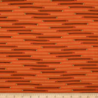 Ring Ring Pencil Stripe Persimmon