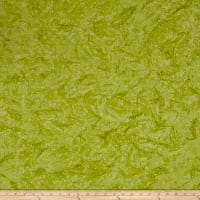 Blossom Batiks Valley Pin Dot Green Apple