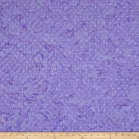 Blossom Batiks Valley Pin Dot Lavender