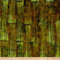 Blossom Batiks Valley Waterfall Brush Wildgrass