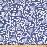 Cloud 9 Organic Elliot Avenue Rianne Batiste Blue/White