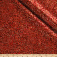 Shimmer Basics Red Metallic Gold