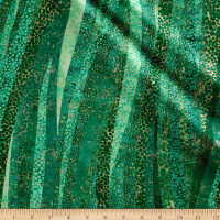 Shimmer Basics Teal Metallic Gold