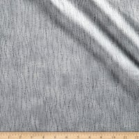 Shimmer Basics Light Grey Metallic