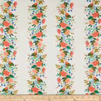 Cotton + Steel Rifle Paper Co. English Garden Vines Cream