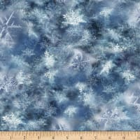 Hoffman Digital Call Of The Wild Snowflake Blue