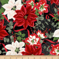 Let It Sparkle Holiday Bouquet Radiant  Radiant Metallic Black