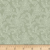 Let It Sparkle Holiday Lace Silver Sage