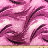 Liverpool Double Knit Waves Purple/Plum