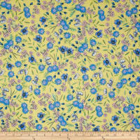 Easycare Broadcloth Fling Yellow