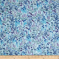 Easycare Broadcloth Shire Blue