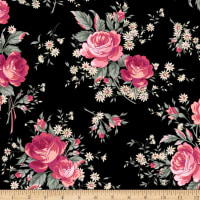 Rosette Jardin Midnight Rose