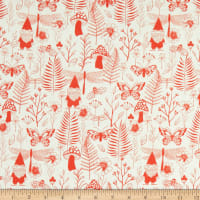 Cotton + Steel Front Yard Garden Orange