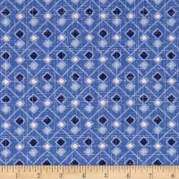 Moody Blues Argyle Medium Blue