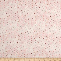 Dream Catcher'S Flannel Abstract Small Dot Pink