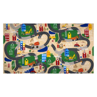 "Detour Ahead! Playmat 24"" Panel Multi"