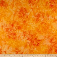 Wilmington Batiks Rock Candy Abstract Orange