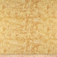 "Wilmington Essential 108"" Backing Delicate Friends Dark Tan"