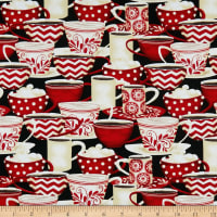 Wilmington Morning Coffee Packed Coffee Cups Black